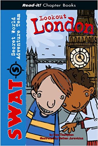 Lookout London (Read-It! Chapter Books: SWAT)