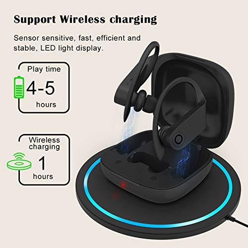 RONSHIN Headphones/Earphones/Earbuds/Headsets B10 TWS Earbuds Sports Bluetooth Earphone Support Wireless Charging