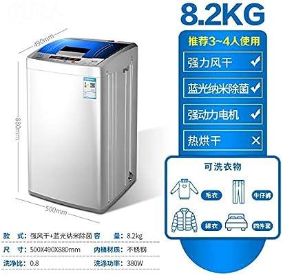 Lavadora automática 7,5/6/8/5,2/9/10 kg kg de Carga Superior de ...