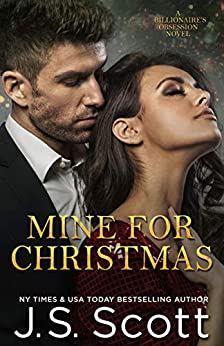Mine Christmas Billionaires Obsession Novella ebook product image