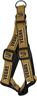 product image for All Star Dogs NHL Vegas Golden Knights 655257719191 Sports Fan Pet Harnesses, Vegas Gold, Medium