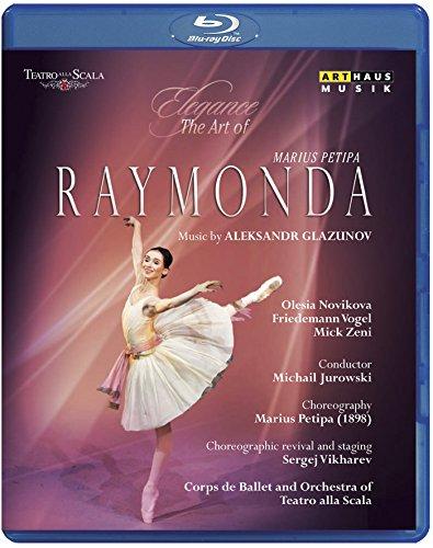 Blu-ray : Alexander Glazunov: Raymonda (Blu-ray)