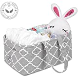 Baby Diaper Caddy Portable Organizer|Large Nursery Diaper...