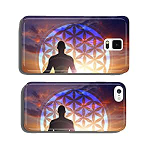 Flower of Life cell phone cover case Samsung S6