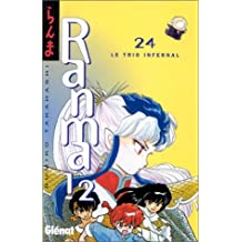 RANMA 1/2 T.24 : LE TRIO INFERNAL