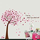 Hatop Removable Cherry Blossom Trees Wall Stickers Art - Best Reviews Guide