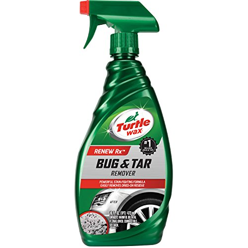 - Turtle Wax T-520A Bug and Tar Remover, Trigger - 16 oz.