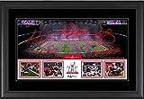 New England Patriots Framed 10'' x 18'' Super Bowl LI Champions Panoramic - Fanatics Authentic Certified