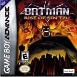 Batman Rise of Sin Tzu - Game Boy Advance