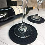ENKORE Coasters For Drinks - Set of 6 with
