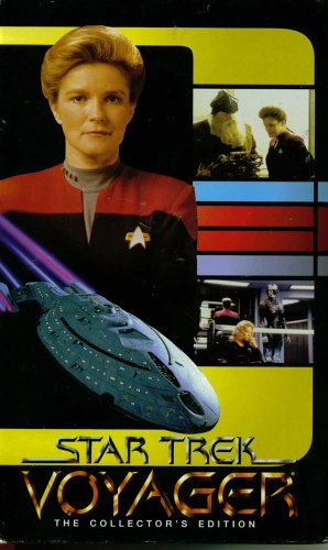 Star Trek Voyager Collector's Edition (Dreadnought and Death Wish)