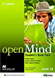 Openmind 2nd Edit. Student's Book With Webcode & DVD-1B