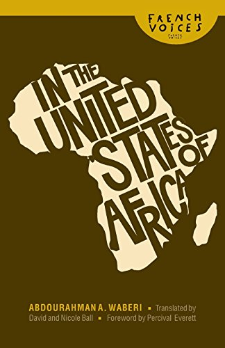Book cover for In the United States of Africa