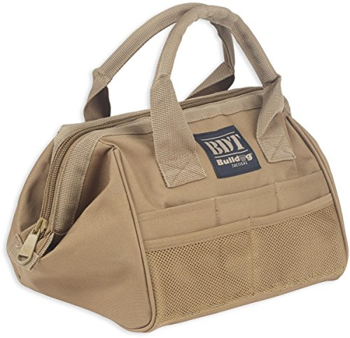 bulldog bags bulldog cases ammo accessory bag tan 5092