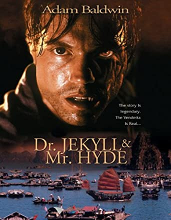 Amazon Dr Jekyll Mr Hyde Adam Baldwin Steve Bastoni