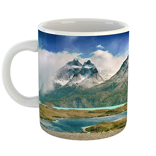 Westlake Art - Coffee Cup Mug - Torres Del - Modern Picture Photography Artwork Home Office Birthday Gift - 11oz - Taza Wall Contemporary