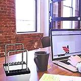 DOTSOG Newton's Cradle, Desk Table Decor Metal