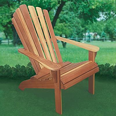 Woodworking Project Paper Plan to Build Adirondack Chair from WORKSHOPPE ORIGINALS