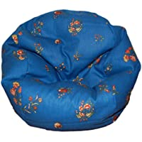 Ahh! Products French Provincial Blue Bean Bag Chair for Dolls