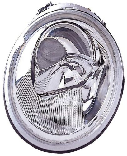 Depo 341-1104L-ASD Volkswagen New Beetle Driver Side Replacement Headlight Assembly