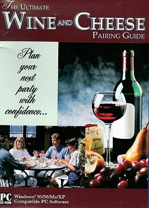 Pc Treasures The Ultimate Wine and Cheese Pairing guide (...