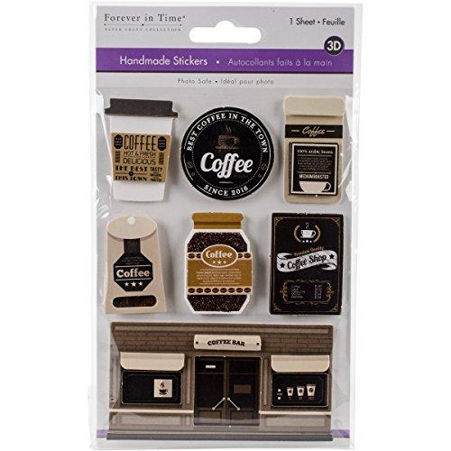 3d Handmade Scrapbooking Stickers - 4