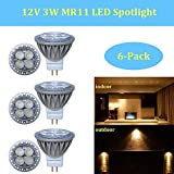 Best Lighting EVER Lighting 4 Leds - BrothersLED Low Voltage Lighting 12VAC/DC MR11 Gu4.0 Bi-pin Review