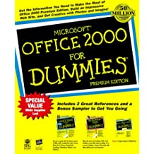 Microsoft Office 2000 For Dummies