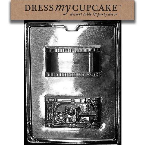 Dress My Cupcake DMCJ100 Chocolate