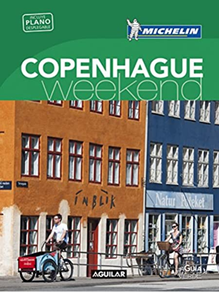 Copenhague (La Guía verde Weekend): Amazon.es: Michelin: Libros