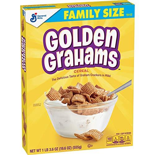 🥇 Golden Grahams Cereal