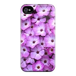 DustinHVance Case Cover For Iphone 4/4s - Retailer Packaging Phlox Lomatium Protective Case