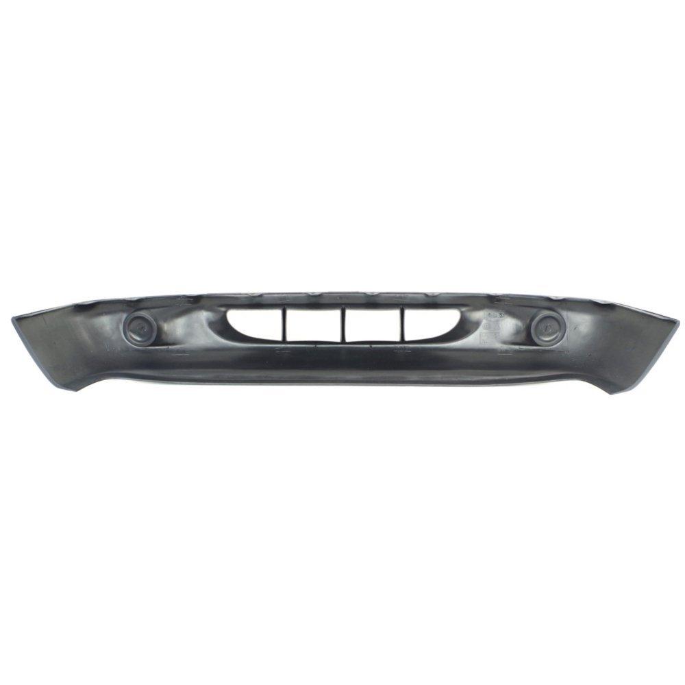 Front Bumper for 97-2000 Dodge Dakota 98-2000 Durango Painted Black Steel