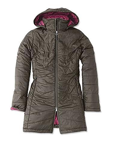 Orvis Long Drift Jacket, Moss Brown, XS - Hi Loft Fleece Jacket