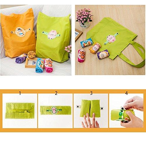 Mode Folding Eco Reusable / Recycling-Einkaufstasche
