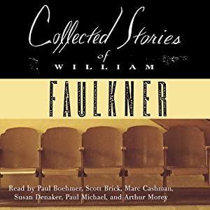 Collected Stories of William Faulkner Audiobook