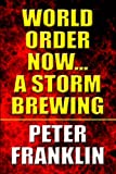 World Order Now¿A Storm Brewing, Peter Franklin, 1608139735