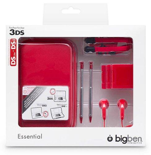 3DS Pack Essential (farblich sortiert)