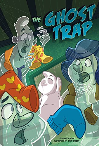 The Ghost Trap (Monster Heroes)