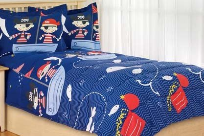 Pirate Bedding That Kids Love Webnuggetz Com
