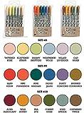 Ranger Tim Holtz 18 Distress Crayons: Sets 8, 9, 10