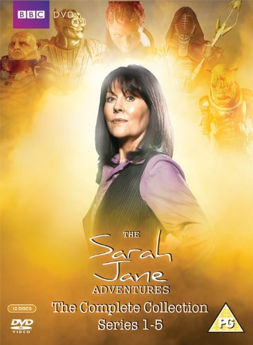 - The Sarah Jane Adventures: The Complete Collection Series 1-5 [DVD]