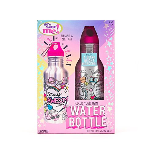 (It's So Me! Water Bottle Kit)
