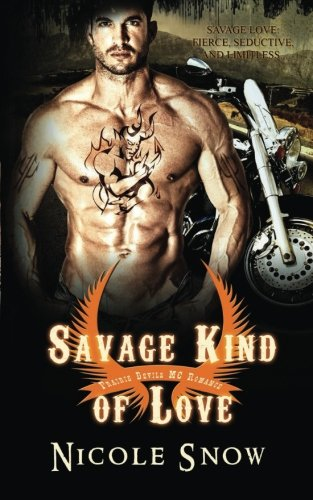 Savage Kind of Love: Prairie Devils MC Romance (Outlaw Love) ebook