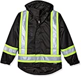 Product review for Work King Safety Men's Hi Vis 5-in01 Safety Jacket