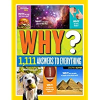 Deals on National Geographic Kids Why: Over 1,111 Answers to Everything