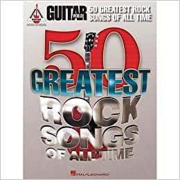 Guitar World: 50 Greatest Rock Songs Of All Time. Partituras para ...