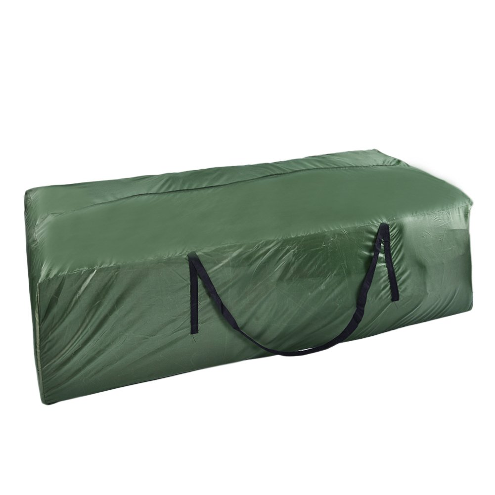 WZTO Cushion Cover Storage Bag Durable Cushion Storage Bag Waterproof with Rust-Proof Zipper Resistant Cover Storage Bag with Handles