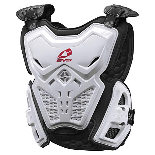 Youth Black, Small EVS Sports Mens F2 Roost Deflector