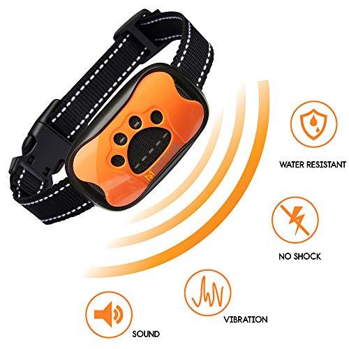 MONTAUR Dog Bark Collar Sensitivities product image
